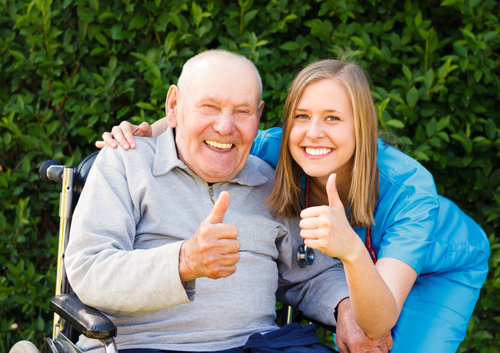 advantages of hiring professional caregiver