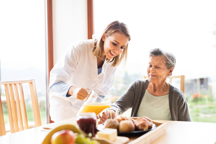 finding the best home senior care professional