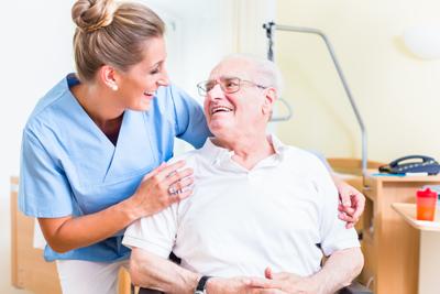 nursing elderly