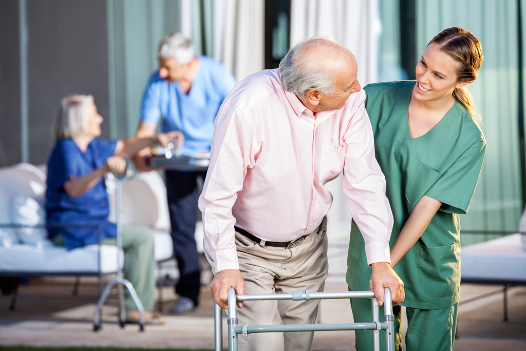 Home Health Care For The Elderly