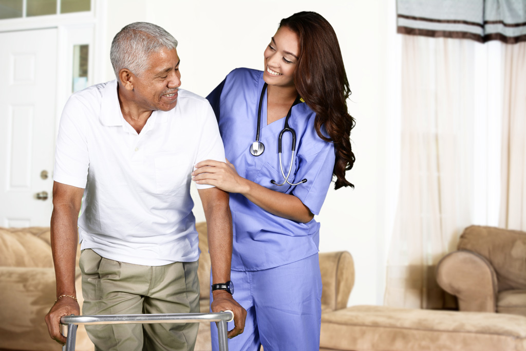 assisted living provides different kinds of care