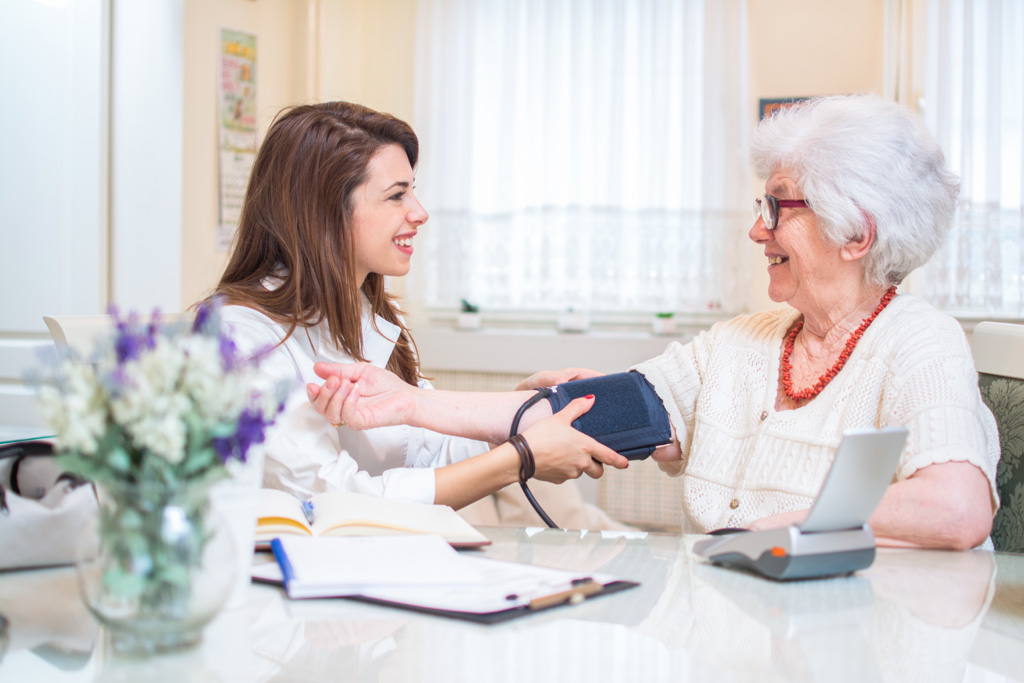 a variety of healthcare services