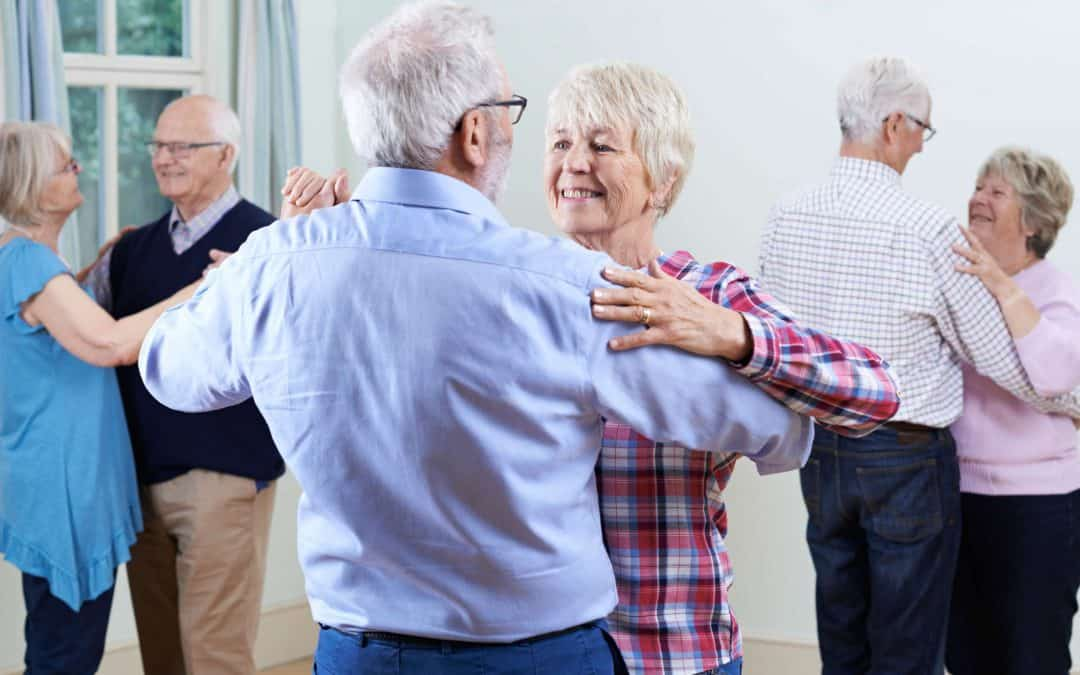 Dance Classes Can Help Seniors to Stay Active
