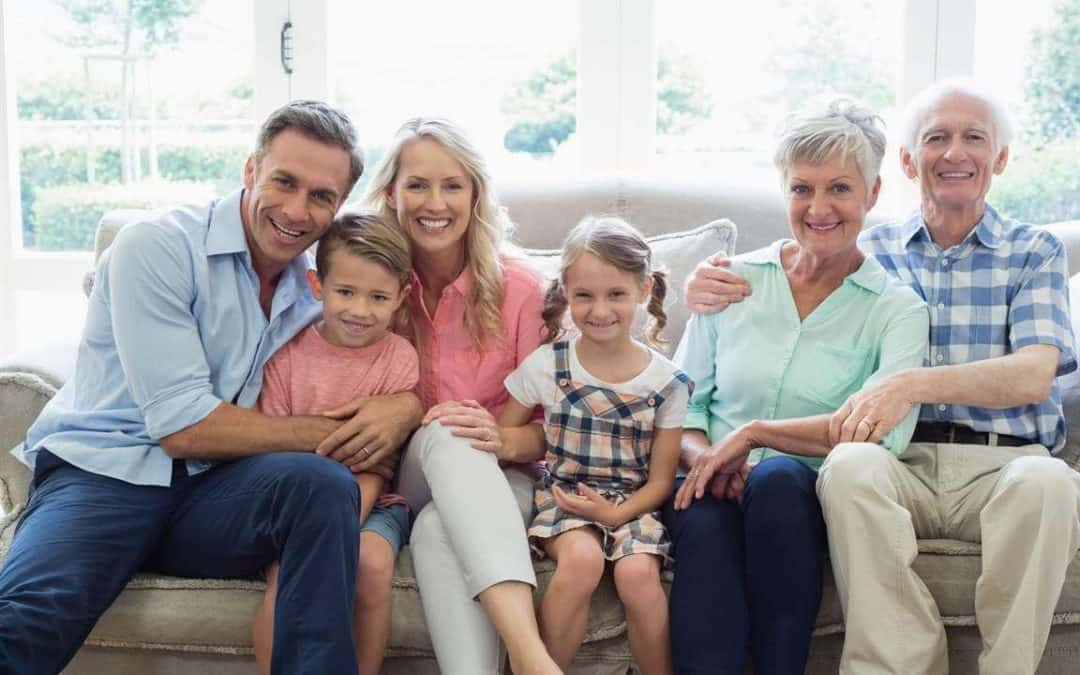 The Advantages of Seniors Living at Home